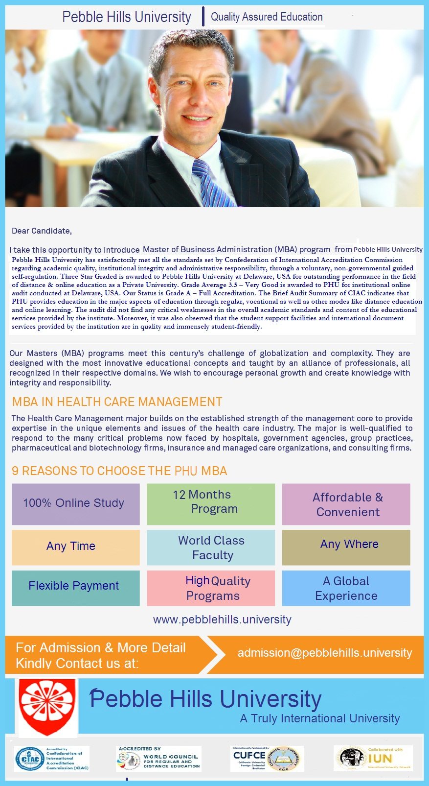 Mba newsletter 2