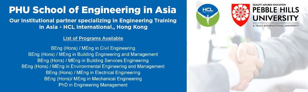 HCL and PHU School of Engineering in Asia